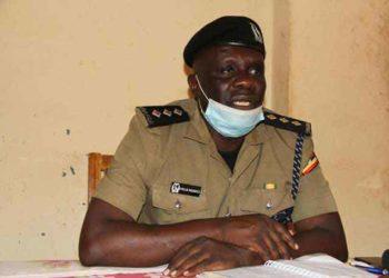 Omwogezi wa Poliisi mu bitundu bye Kiira Abbey Ngako