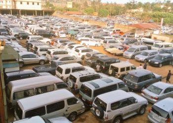 Car bond in Kampala