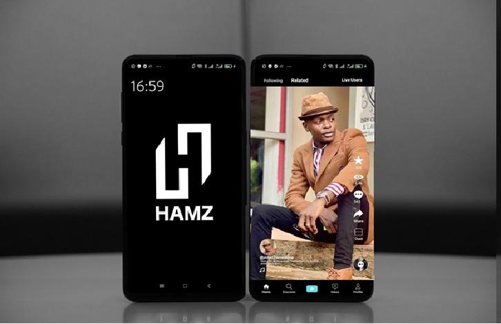 Hamz Mobile app