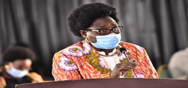 Cecilia Ogwal tasked Parliament to interest itself with the regional composition of government agencies to ensure equal representation