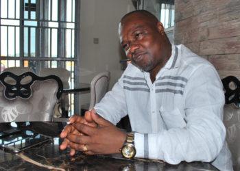 Businessman Emmanuel Lwasa