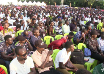 The conference attracts thousands of men every year