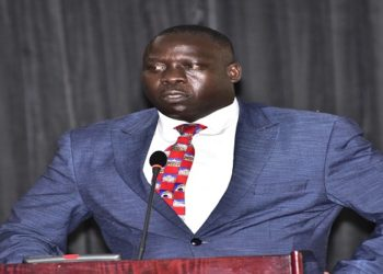 MP Bernard Atiku