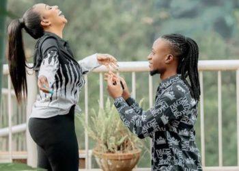 Bad Black says yes to boyfriend Asha