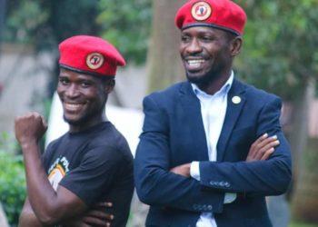 Bobi Young and Bobi Wine