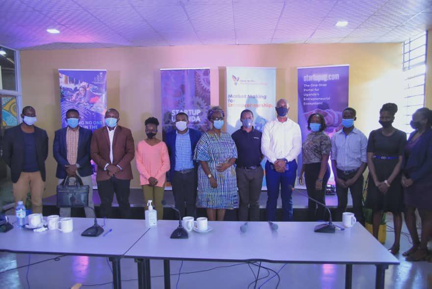 Digital Innovation Challenge grand finale at the Hub in Kampala