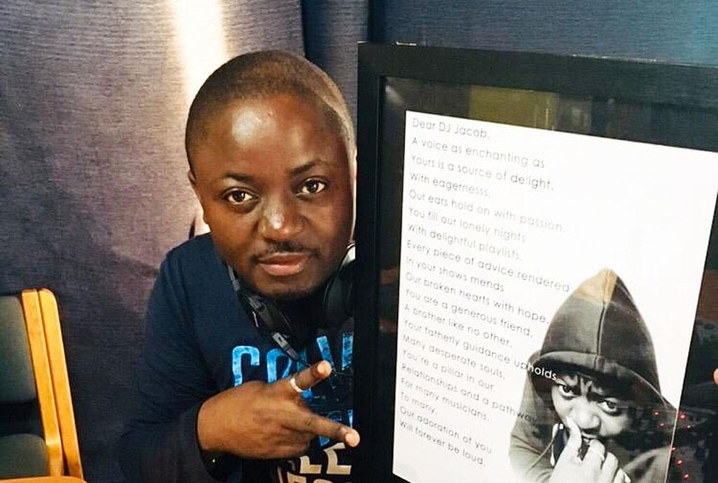 DJ Jacob Omutuuze