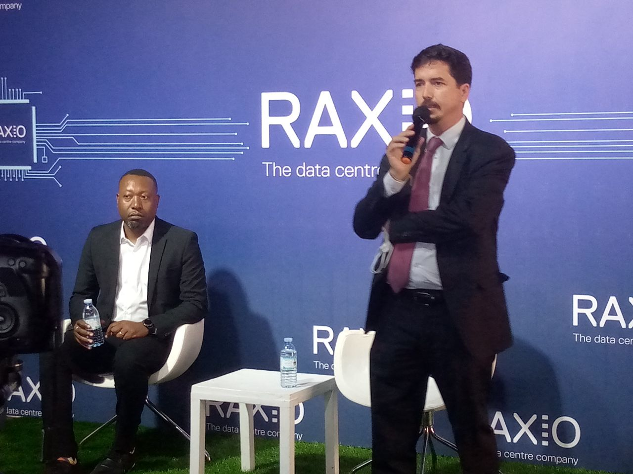 Raxio chief executive officer Mr Robert Mullins