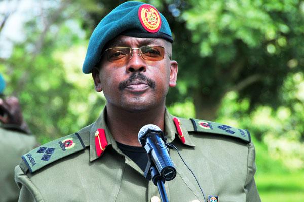 Gen Leopold Kyanda