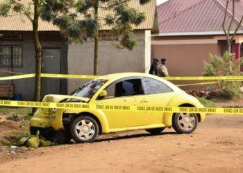 Former Arua Municipality MP Ibrahim Abiriga was shot dead in 2018
