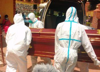 Besigye Keihwa laid to rest