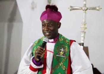 Archbishop Kaziimba Mugalu