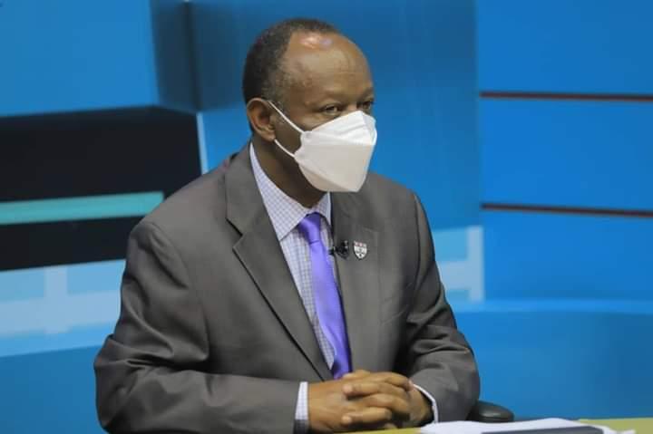 Dr Henry Mwebesa