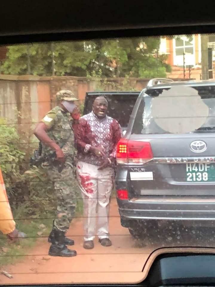 Gen Katumba Wamala survives assassination