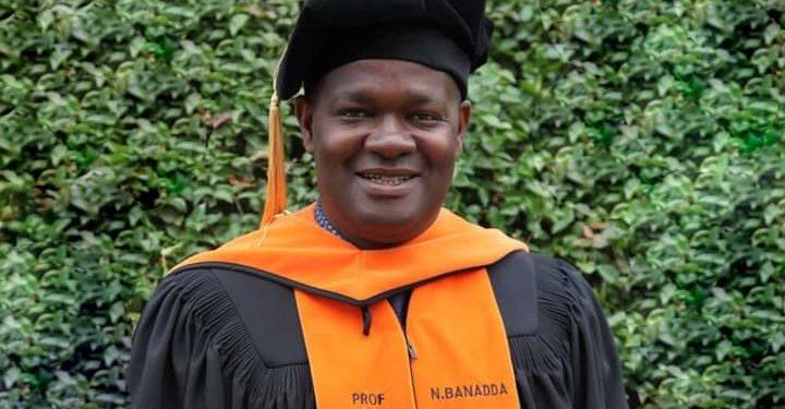 Late Prof. Noble Banadda