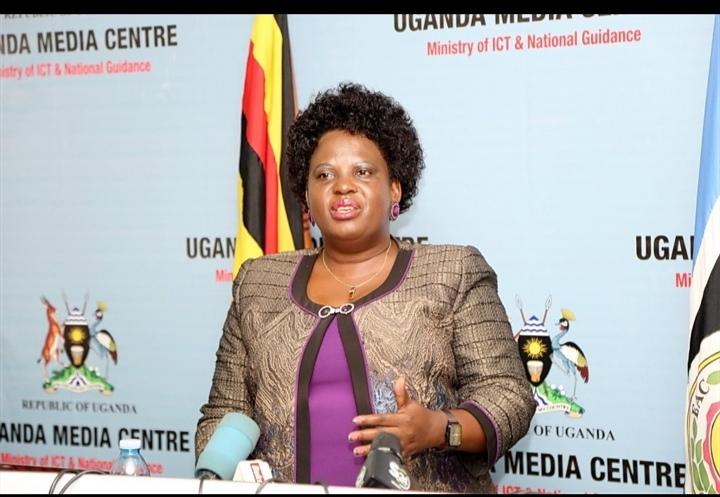Minister Betty Amongi