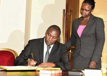 Justice Musa Ssekaana