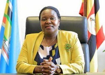Energy Minister Ruth Nankabirwa