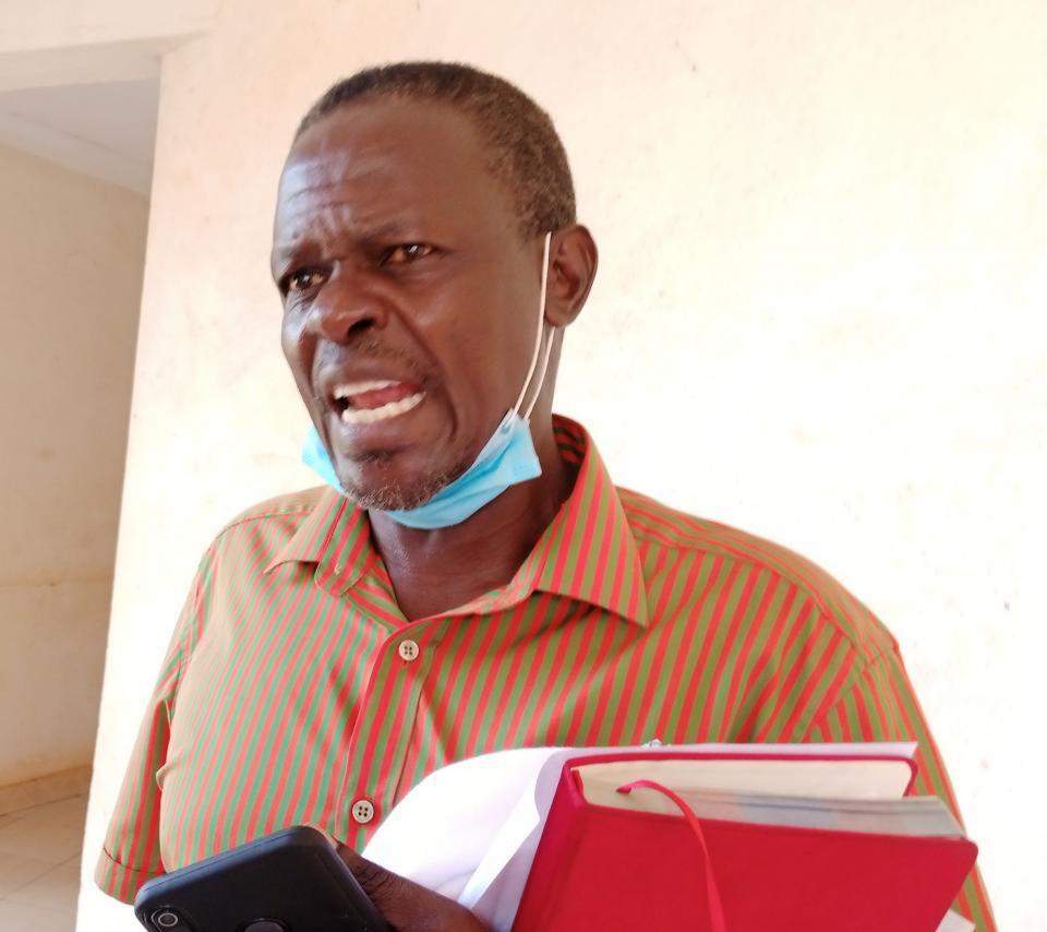 Kayunga RDC Elijah Madoi
