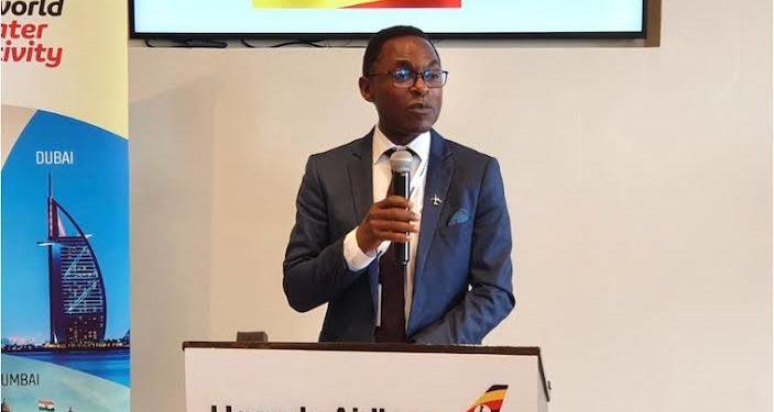 Suspended Uganda Airlines CEO Cornwell Muleya