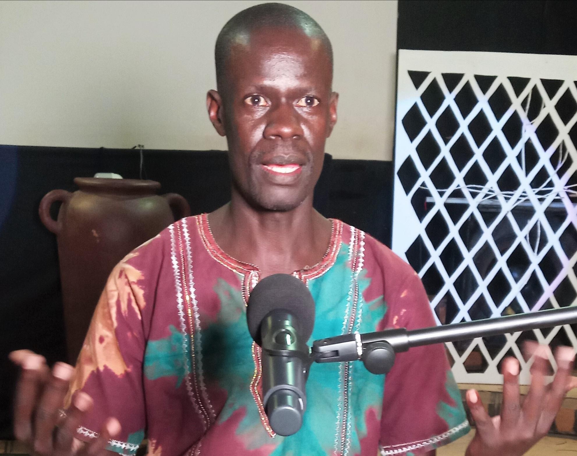 Joseph M. Mumbe