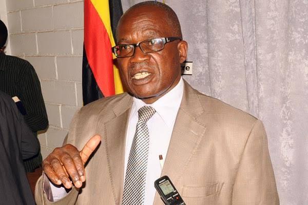 Public Service Minister Muruuli Mukasa