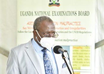 UNEB Executive Secretary Dan Odongo