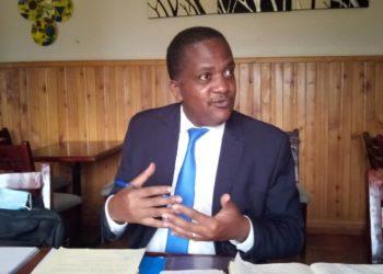 Dr Nicholas Kamara