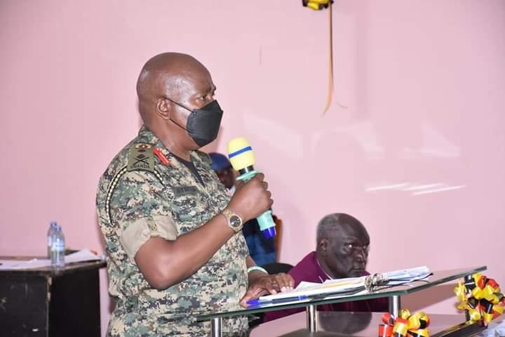 Maj Gen Leopold Kyanda
