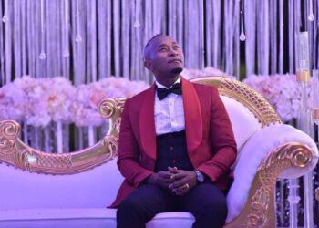 Prophet Elvis Mbonye