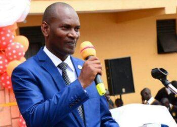 SHACK Head Teacher Brother Augustine Mugabo