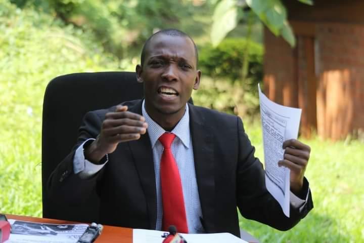 MP Muwada Nkunyingi
