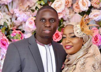 Queen Fatia introduces MP Muhammad Nsereko