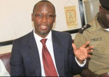 Dr. Peter Ssebutinde the DHO Mbarara
