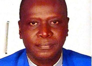 Rev. Godfrey Loum