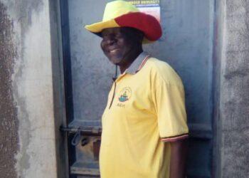 Mzee Domisiano Juma Byansi