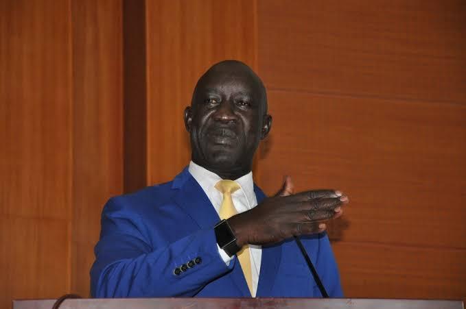 Minister Musa Ecweru