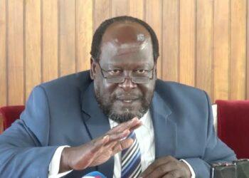 Prof Morris Ogenga Latigo