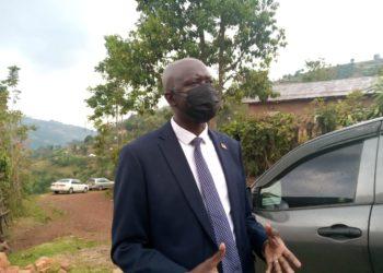 Kabale District Chairperson Nelson Nshangabasheija