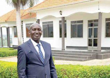 Businessman Benon Mugarura