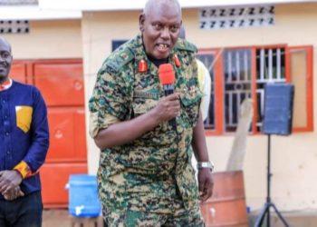 Maj Gen Stephen Tumusiime Rwabantu