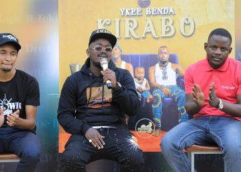 Ykee Benda releases Kirabo album
