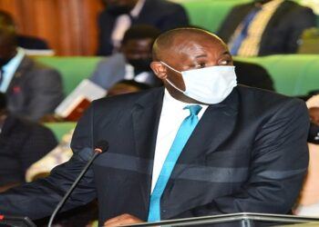 ICT Minister Chris Baryomunsi
