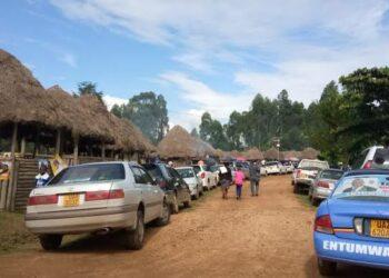 Kabagarame pork market
