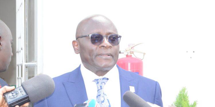 Dr Peter Kimbowa