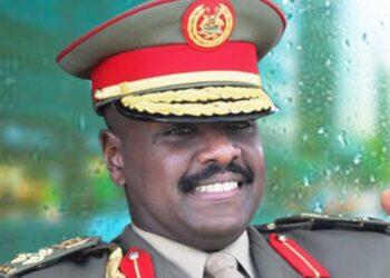 Lt Gen Muhoozi Kainerugaba