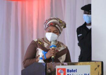 Minister Harriet Ntabazi