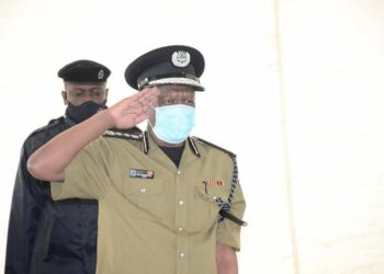 IGP Ochola presides over the Annual General Meeting for the Directorate of Police Health services on Friday