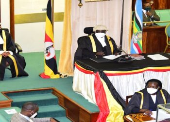Oulanyah gave the guidance at a sitting where the Deputy Speaker was present