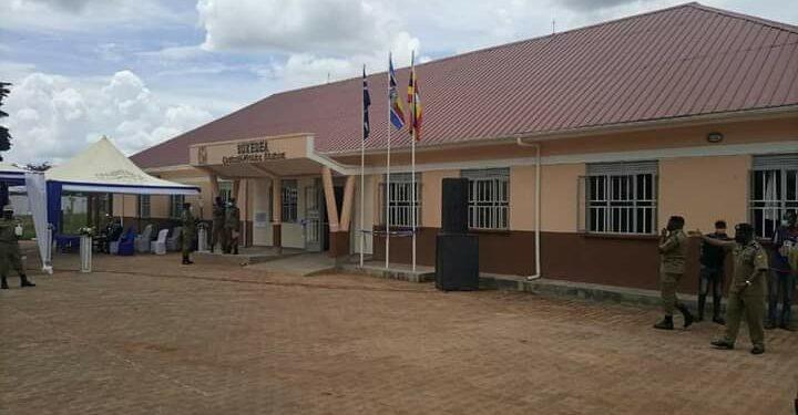 New Bukedea Police Station